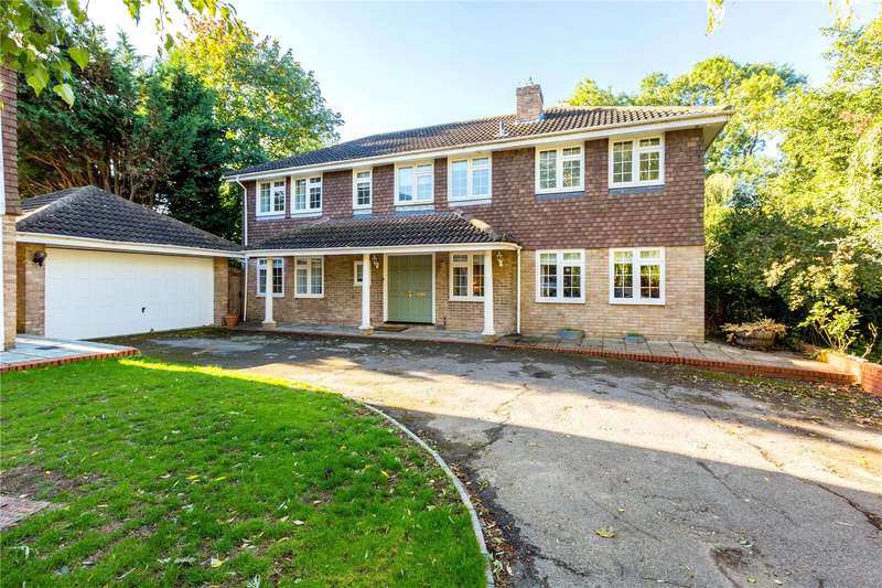 5 Bedrooms Detached House for sale in The Binghams, Maidenhead, Berkshire, SL6