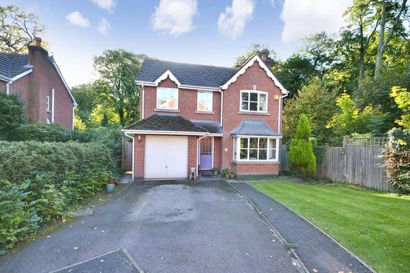 4 Bedrooms Detached House for sale in Bronington Close, Northenden