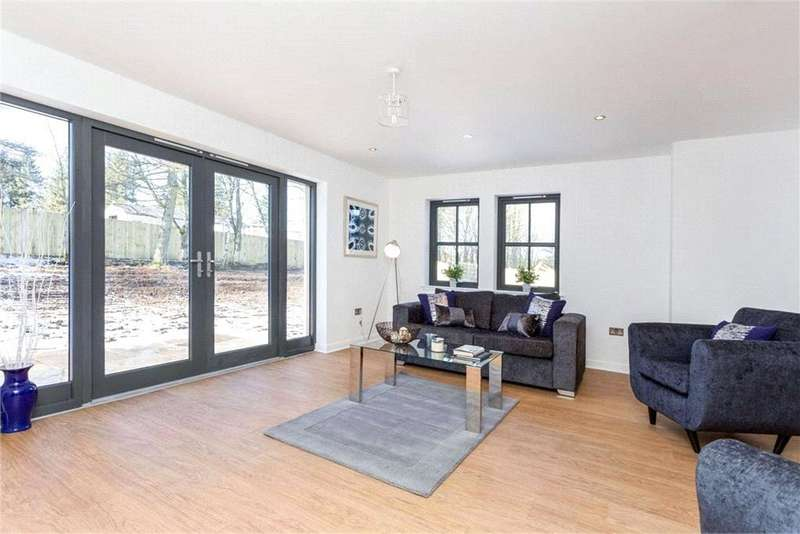 5 Bedrooms Detached House for sale in The Maples, Wellington Farm Steading, Springfield Road, Midlothian