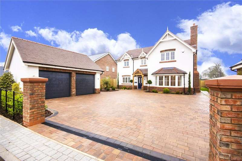 5 Bedrooms Detached House for sale in Malpas, Cheshire