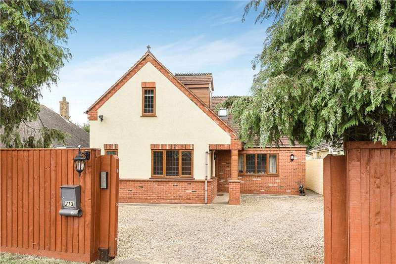 6 Bedrooms Detached House for sale in Avenue Road, Rushden, Northamptonshire
