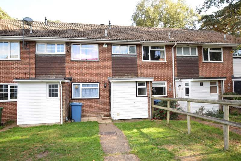 3 Bedrooms Terraced House for sale in Holland Pines, Bracknell, Berkshire, RG12