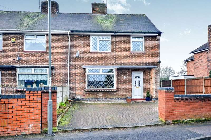 3 Bedrooms Semi Detached House for sale in Downing Street, South Normanton, Alfreton, DE55