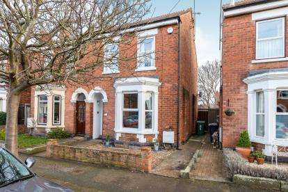 3 Bedrooms Semi Detached House for sale in Malvern Road, Gloucester, Gloucestershire, England