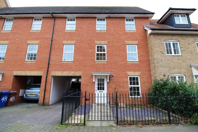 3 Bedrooms Town House for sale in Caspian Close, Purfleet