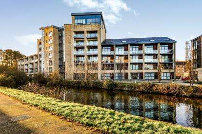 2 Bedrooms Flat for sale in Mill View House, Aalborg Place, Lancaster, Lancashire, LA1