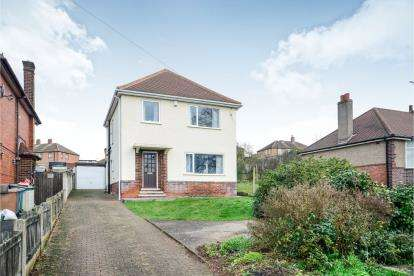 3 Bedrooms Detached House for sale in Sherwood Street, Warsop, Mansfield, Nottinghamshire