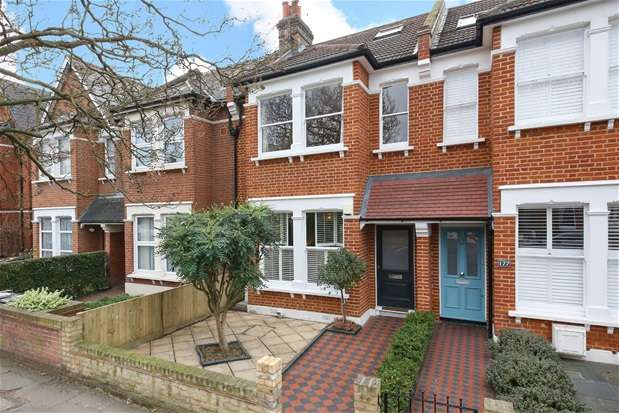 4 Bedrooms Terraced House for sale in Clive Road, Dulwich