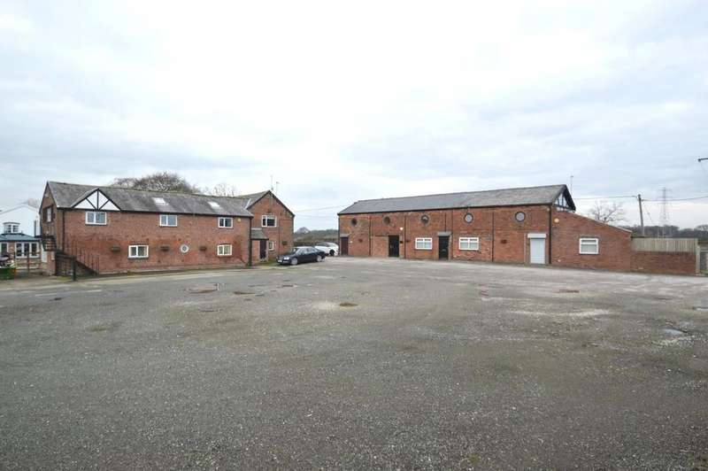 Plot Commercial for sale in Moss Lane, Tabley
