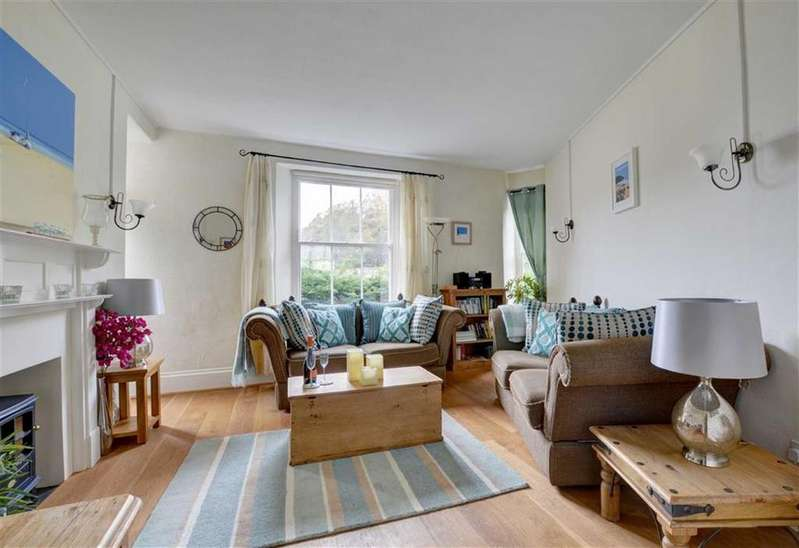 2 Bedrooms Semi Detached House for sale in Summerhouse Path, Lynmouth, Devon, EX35