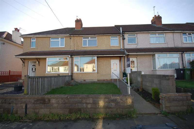 3 Bedrooms Terraced House for sale in Jubilee Road, Bristol, BS15 4XF