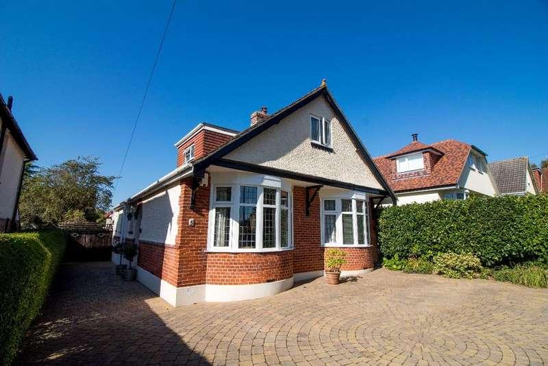4 Bedrooms Bungalow for sale in Penrhyn Avenue, Drayton, PO6