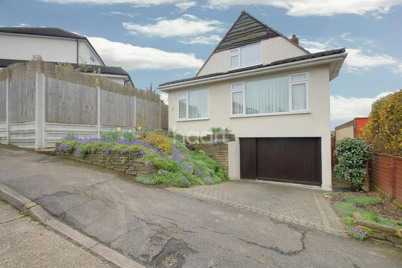 3 Bedrooms Detached House for sale in Grey Towers Gardens, Hornchurch
