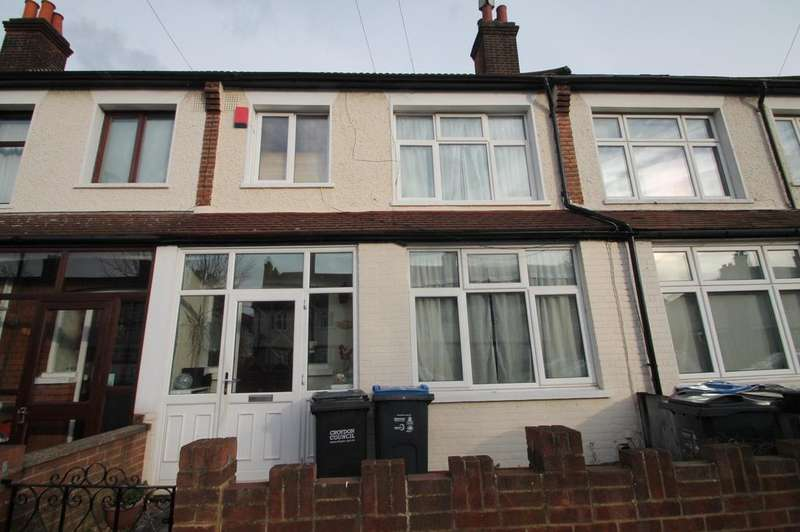 4 Bedrooms Terraced House for sale in Beckford Road, Croydon, Surrey, CR0