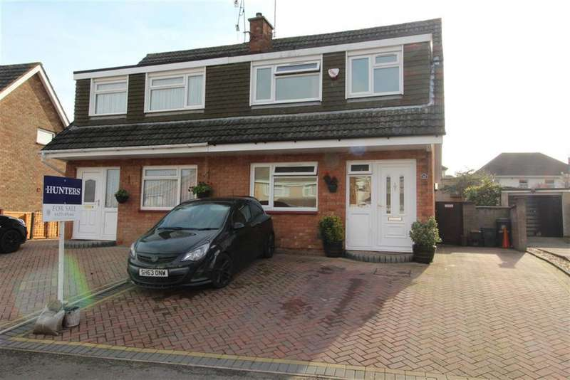 3 Bedrooms Semi Detached House for sale in Charnwood Road , Whitchurch , Bristol, BS14
