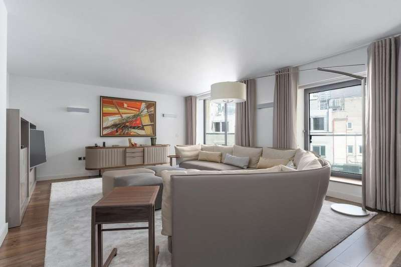 3 Bedrooms Apartment Flat for sale in Fitzrovia Apartments, Bolsover Street