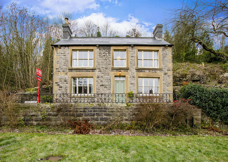 3 Bedrooms Detached House for sale in Dale End, Bradwell, Hope Valley