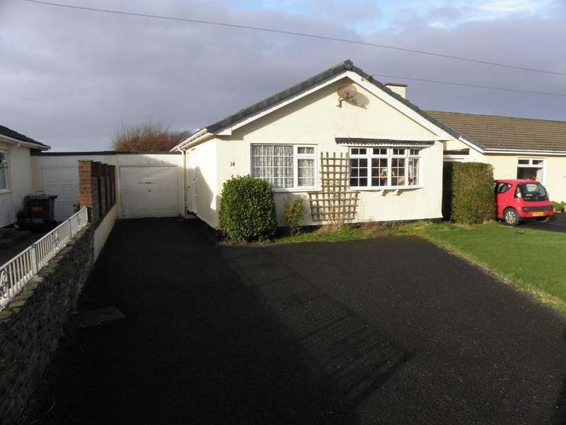 2 Bedrooms Bungalow for sale in 14 Ffordd Meirion, Fairbourne LL38 2QY