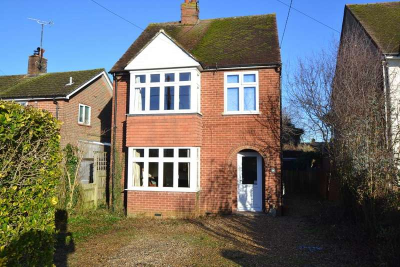 3 Bedrooms Detached House for sale in Verney Road, Winslow