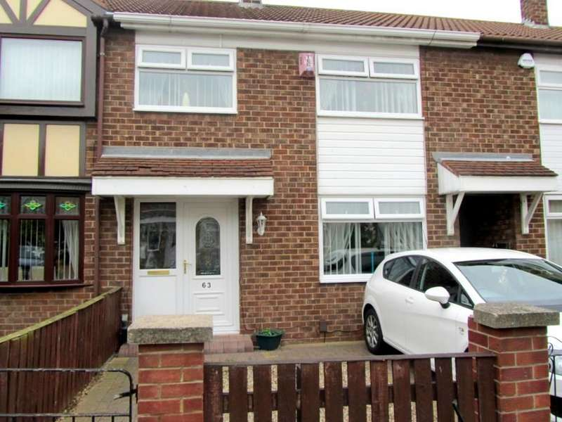 3 Bedrooms Terraced House for sale in Arundel Road, Grangetown, TS6