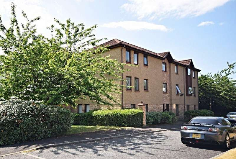 2 Bedrooms Apartment Flat for sale in Sloan Place, Irvine, North Ayrshire, KA12 0HT