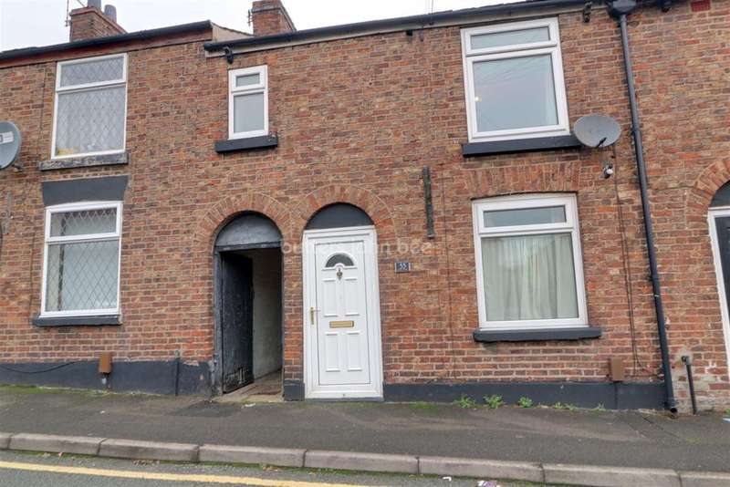 2 Bedrooms Terraced House for sale in Pearle Street, Macclesfield