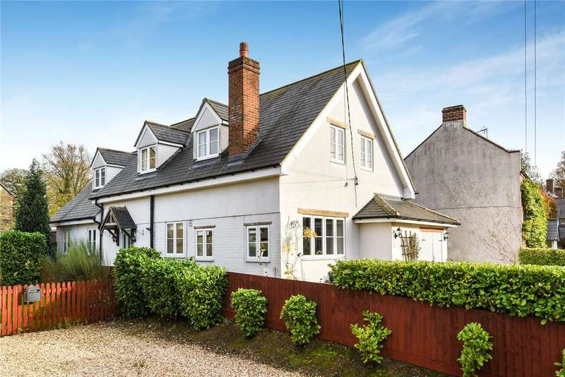 4 Bedrooms Detached House for sale in High Street, Whittlebury, Towcester, Northamptonshire, NN12