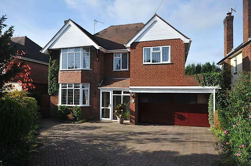 4 Bedrooms Detached House for sale in HAGLEY - Brook Crescent