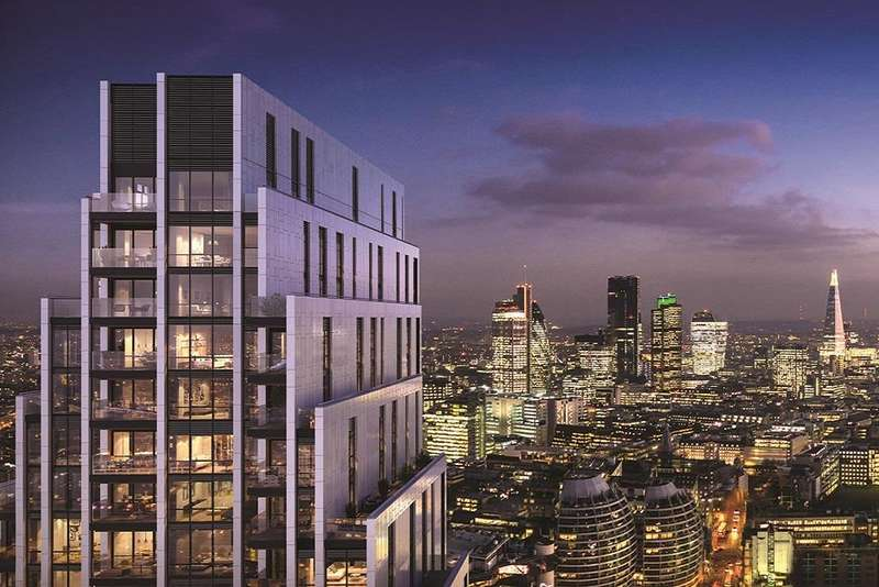 3 Bedrooms Apartment Flat for sale in The Atlas Building, City Road, EC1
