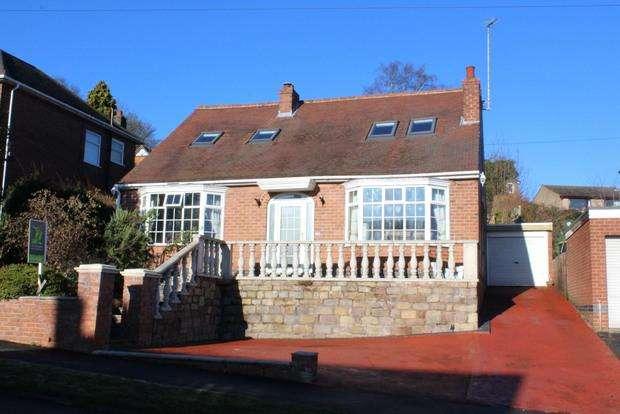 4 Bedrooms Detached House for sale in Mount Pleasant Drive, Belper, DE56