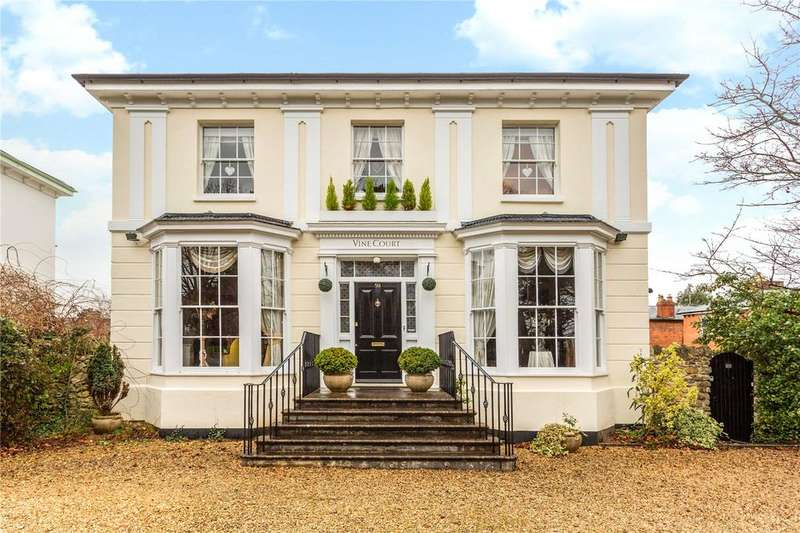 7 Bedrooms Detached House for sale in Leckhampton Road, Cheltenham, Gloucestershire, GL53