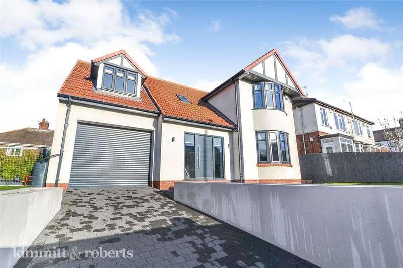 4 Bedrooms Detached House for sale in Hillside, Hall Walk, Easington Village, Co Durham, SR8