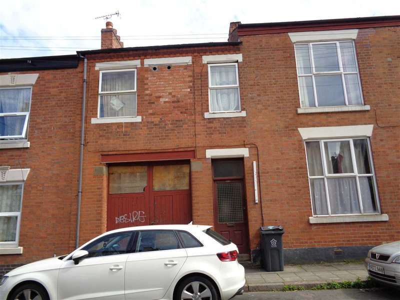 5 Bedrooms Terraced House for sale in Evington Street, LEICESTER