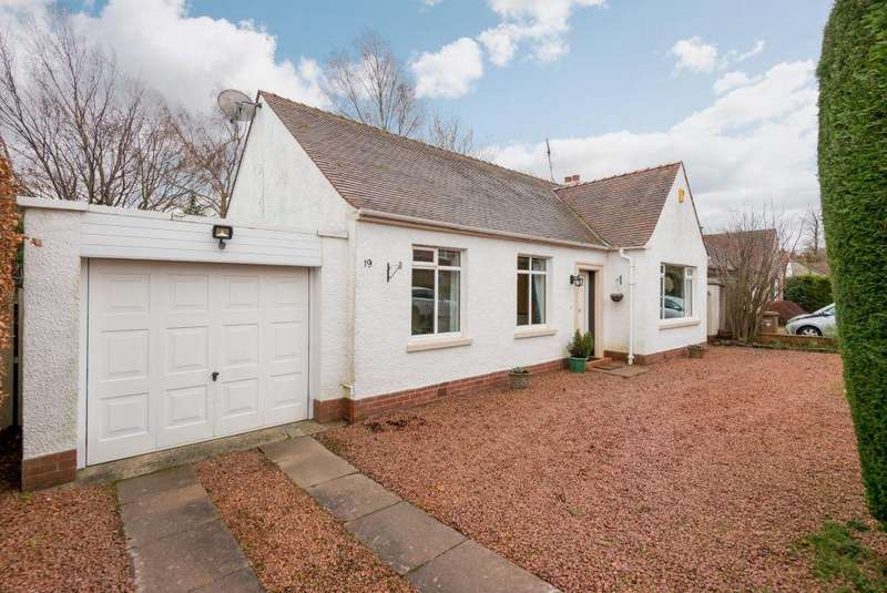 3 Bedrooms Detached House for sale in 19 Cammo Road, Edinburgh, EH4 8EF