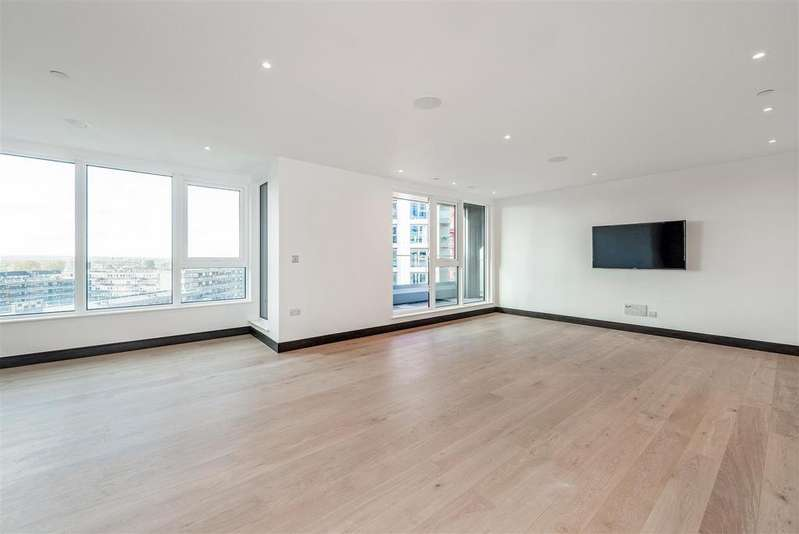 3 Bedrooms Flat for sale in Marquis House, Sovereign Court, Hammersmith, London, W16