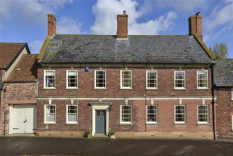 6 Bedrooms Terraced House for sale in Castle Street, Nether Stowey, Bridgwater, Somerset, TA5