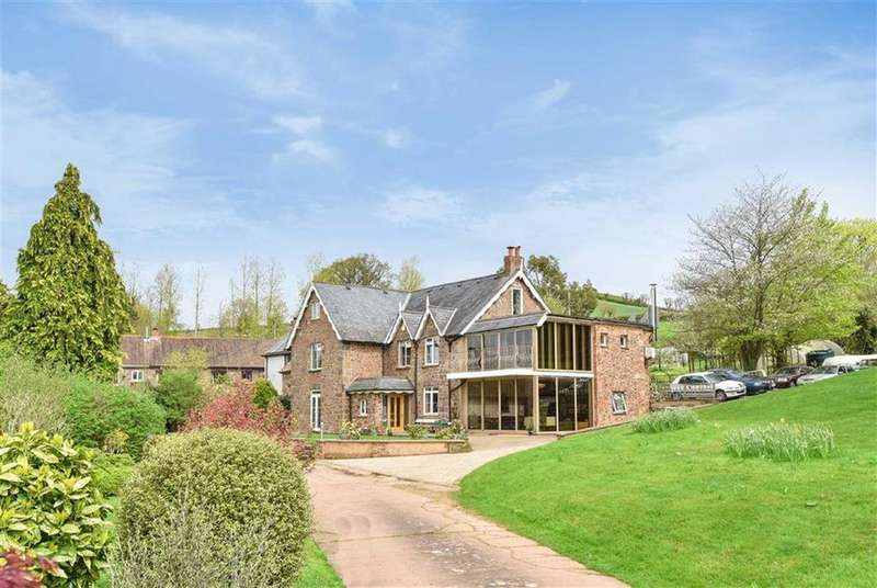 7 Bedrooms Detached House for sale in Silverton, Exeter, Devon, EX5
