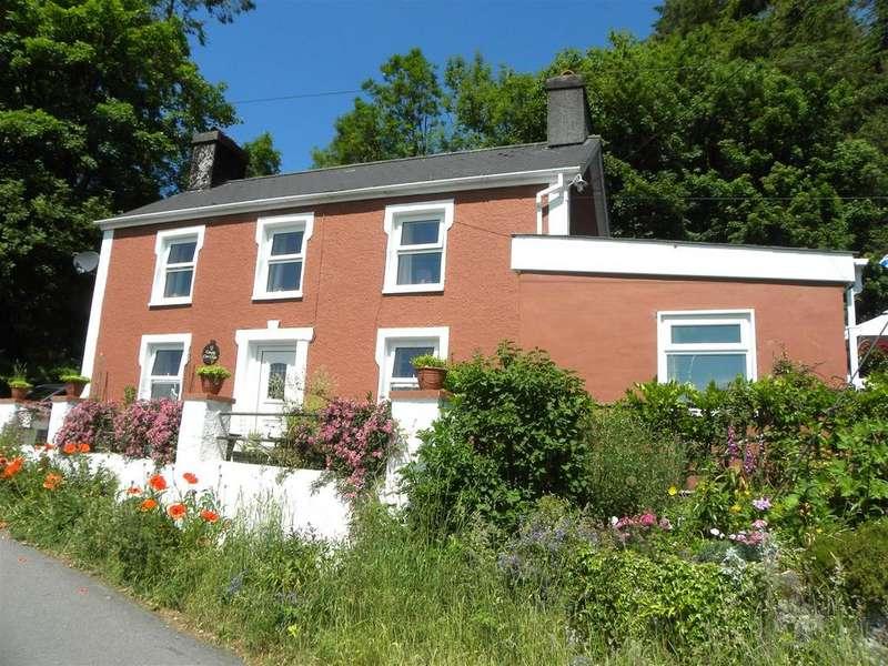 4 Bedrooms House for sale in Rhuddlan, Llanybydder
