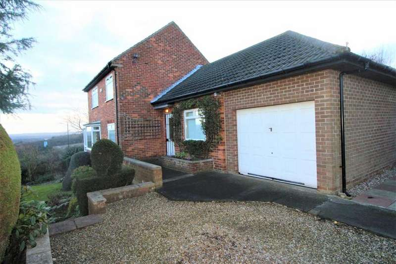 4 Bedrooms Detached House for sale in Heugh Hill, Springwell Village, Tyne And Wear