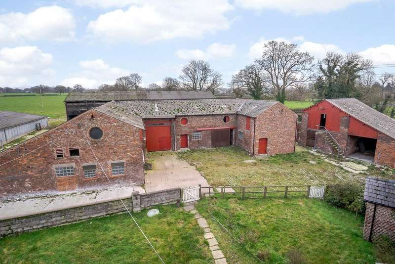 6 Bedrooms Farm Commercial for sale in Blakeley Lane, Mobberley, Knutsford, Cheshire