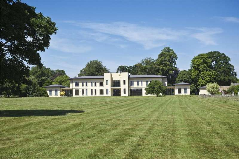 10 Bedrooms Equestrian Facility Character Property for sale in Chippenham, Nr Newmarket, Cambridgeshire, CB7