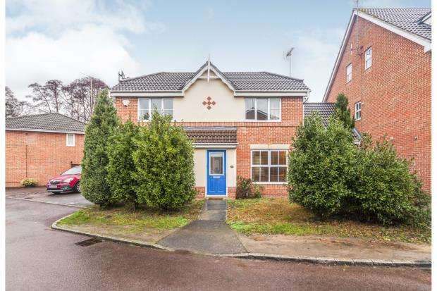 3 Bedrooms Detached House for sale in Bracknell, Berkshire, .