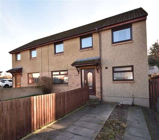4 Bedrooms Semi Detached House for sale in Drainie Way, Lossiemouth