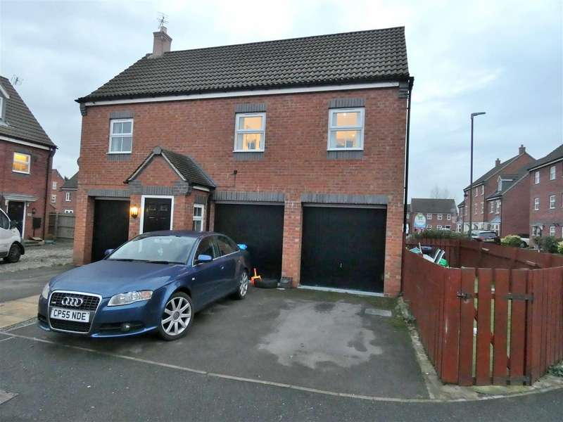 2 Bedrooms Property for sale in Gough Grove, Long Eaton