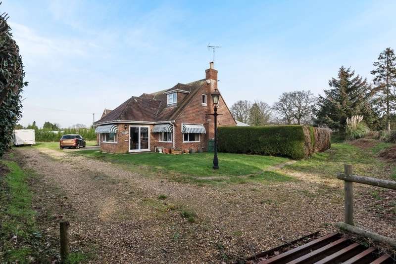 2 Bedrooms Property for sale in Nampara, Hyde, Fordingbridge, Dorset