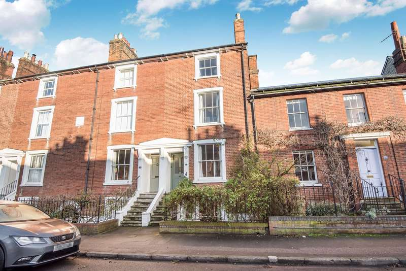 4 Bedrooms Town House for sale in Benslow Lane, Hitchin, SG4