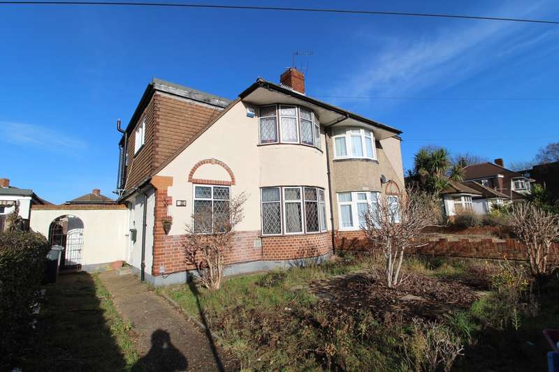 6 Bedrooms Semi Detached House for sale in Staines Road, Bedfont, TW14