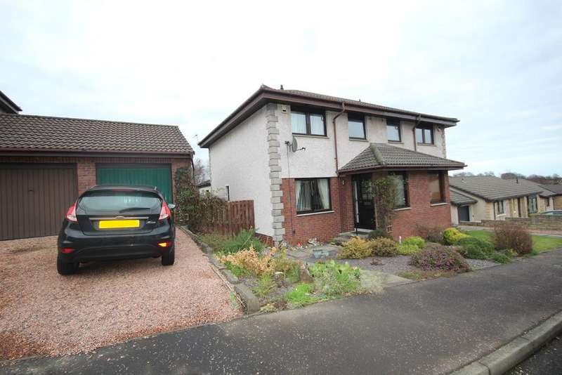 3 Bedrooms Semi Detached House for sale in Dunrobin Road, Kirkcaldy, KY2