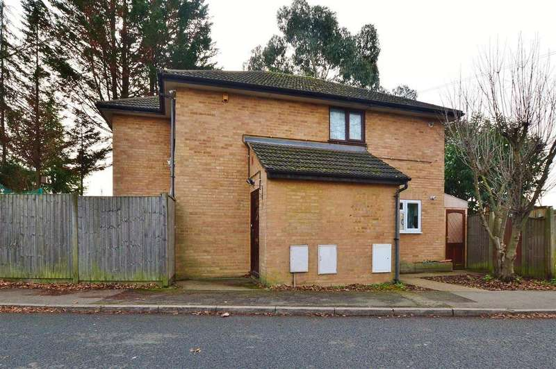 2 Bedrooms Maisonette Flat for sale in Cornwall Avenue, Slough