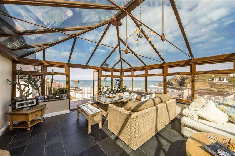 14 Bedrooms House for sale in Tregay Hill, Portreath, Cornwall